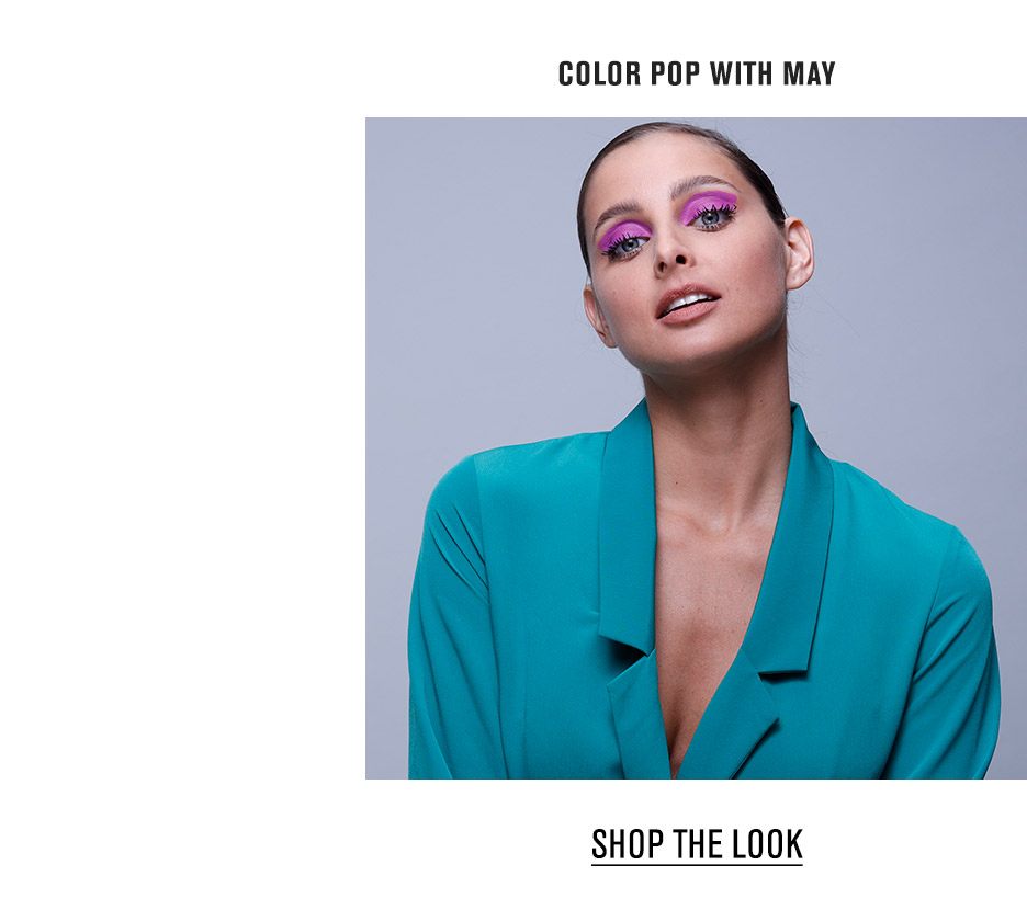 SHOP MAY'S LOOK