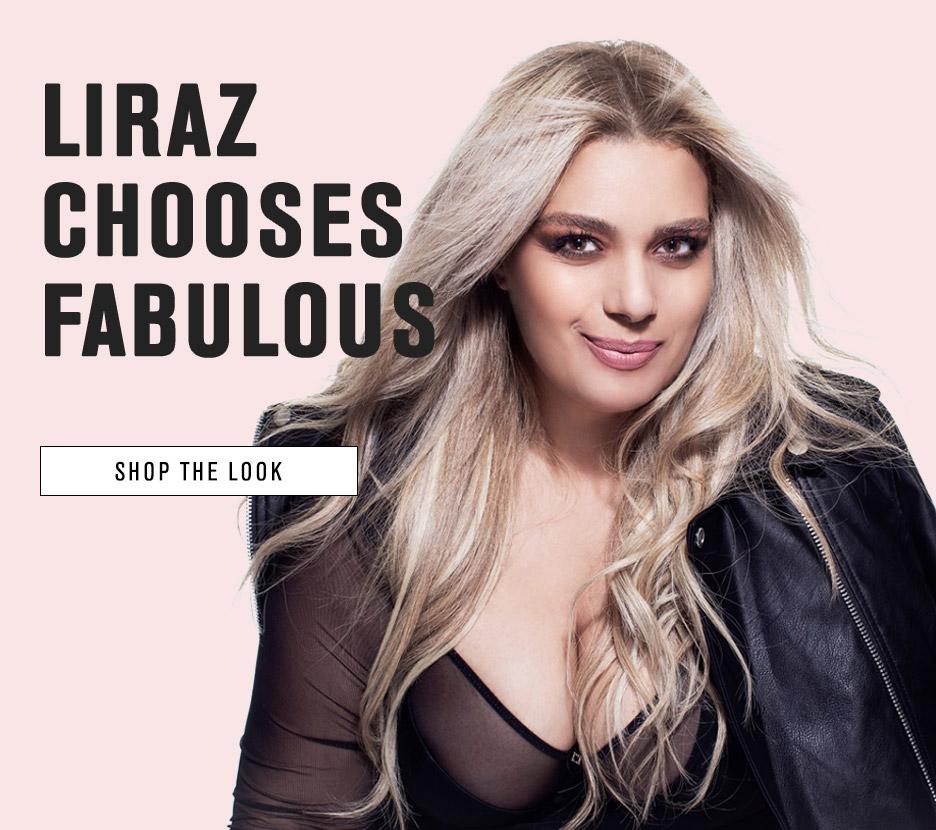 SHOP LIRAZ'S LOOK